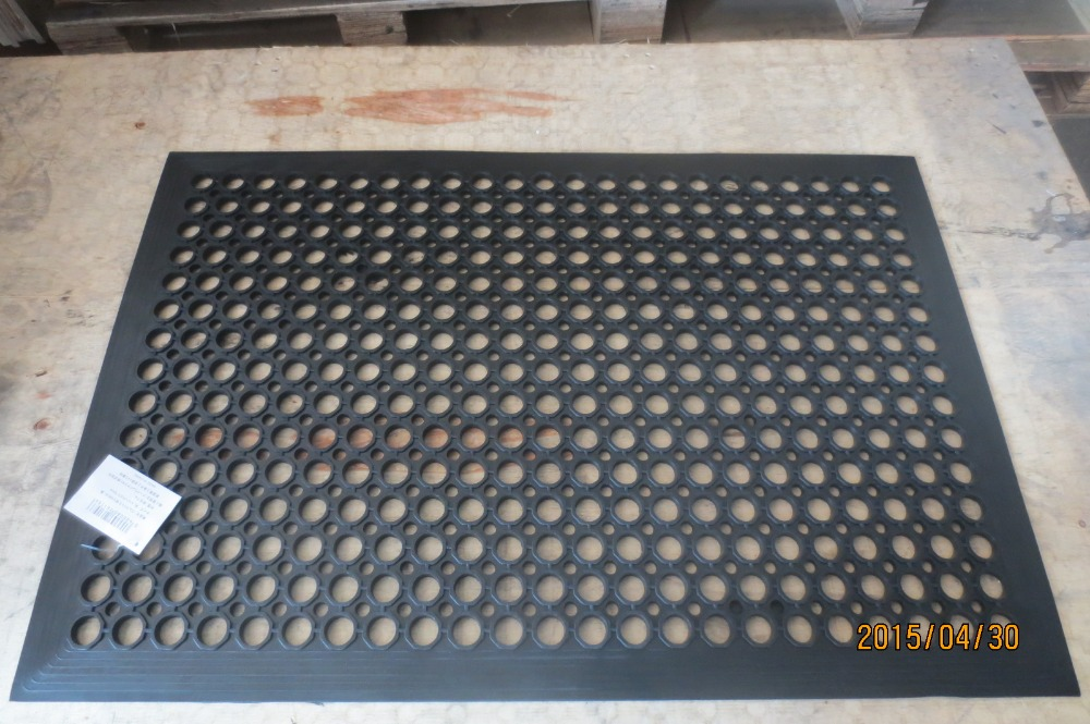 Factory Price Rubber Floor Mat With Holes Buy Rubber