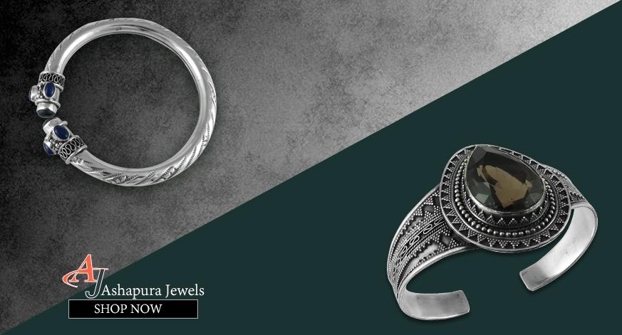 Delicate Design Of Kada Bangle 925 Sterling Silver Bangles