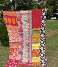 Indian Kantha Textile