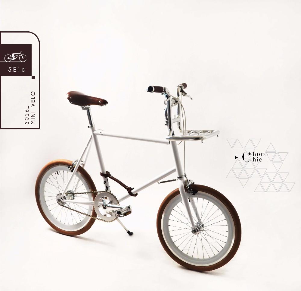 Seic Select Bike Classic 20 Inch Mini Velo Bicycle
