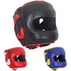 Boxing Head Guard New Model Leather Krave Maga Head Guard
