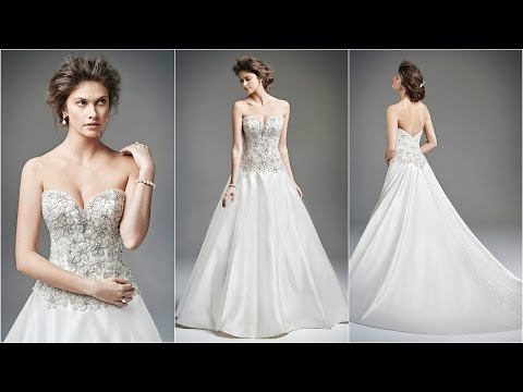 Ball Gown Wedding Dress | Summer Wedding Dresses | Mori Lee Wedding Dresses | Wedding Dresses | WD24