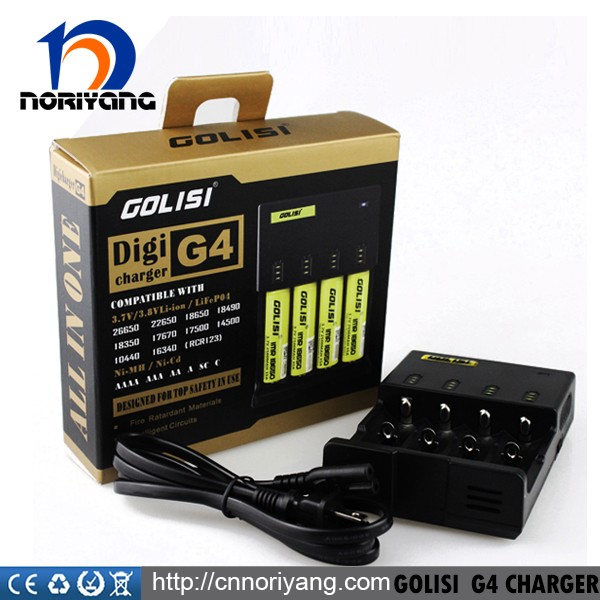 High qaulity Battery Charger Golisi G4 Intelligent Digi charger in stock