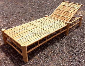 7b24ec86893b  wholesale  Bamboo summer beach funiture - Beach bamboo relax chair - Bamboo  beach lounge