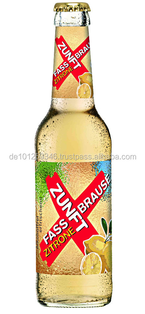 German alcohol free Beer-Lemonade Mix
