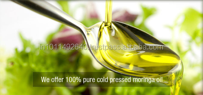 Whole food supplements Moringa Seed Oil Extraction