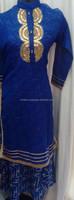 Salwar suit Designe Indian Pakistani Kurti Kurta r Embroidery work K-1606