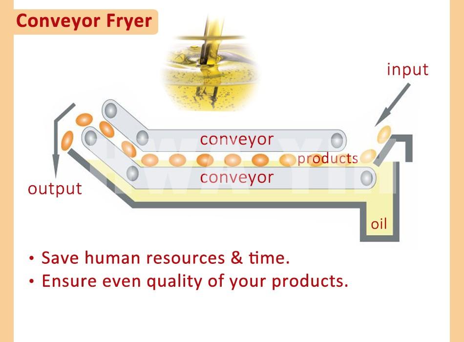 continuous deep fryer (1)