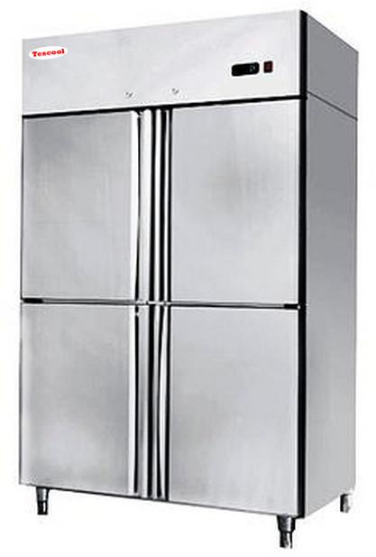 4 Door Upright Chiller / Freezer