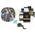 Wireless Gps Bicycle Computer Cycling Bike Speedometer Cadence Sensor Fitness Strava Bluetooth 4 0 Ciclocomputador Velokompyuter