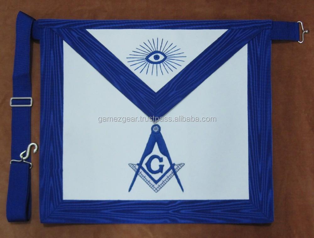 Masonic Aprons / Regalia And Accessories - Buy Masonic Regalia Apron And  Collars,Royal Arch Apron And Sash,Masonic Regalia Apron And Sash Product on