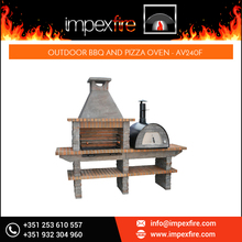Indoor en <span class=keywords><strong>Outdoor</strong></span> <span class=keywords><strong>BBQ</strong></span> en Pizza Oven AV240F van Fabrikant