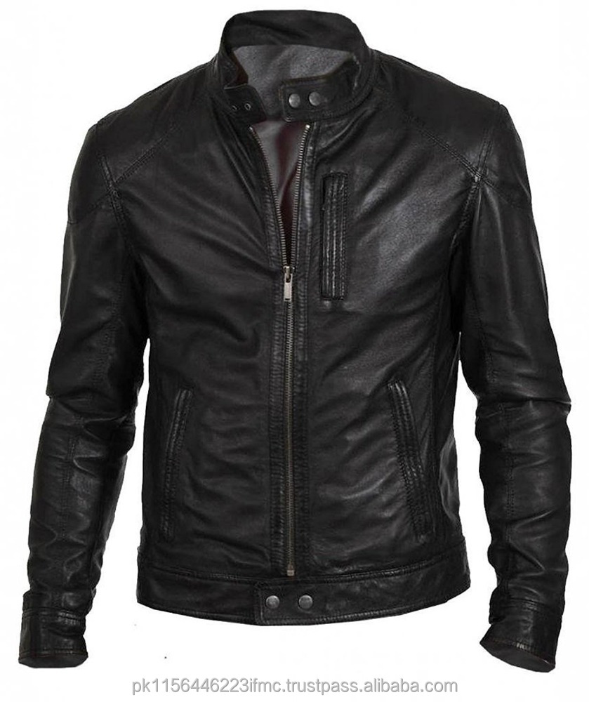 Latest design of leather jackets