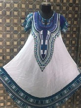 Cotton Dress Casual Wear