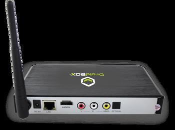 Droidbox Gamer's Bundle - Special Offer - Includes: Droidbox T8-s  Plus,Droidbox Play Game Pad And Droidbox Vip Plus Remote - Buy Droidbox  Kodi Media