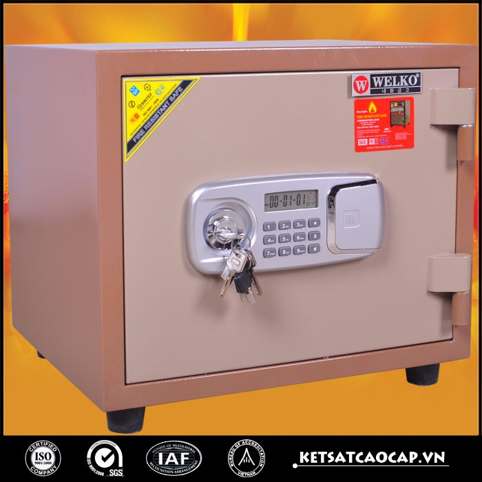 electronic safe -KCC 80 E