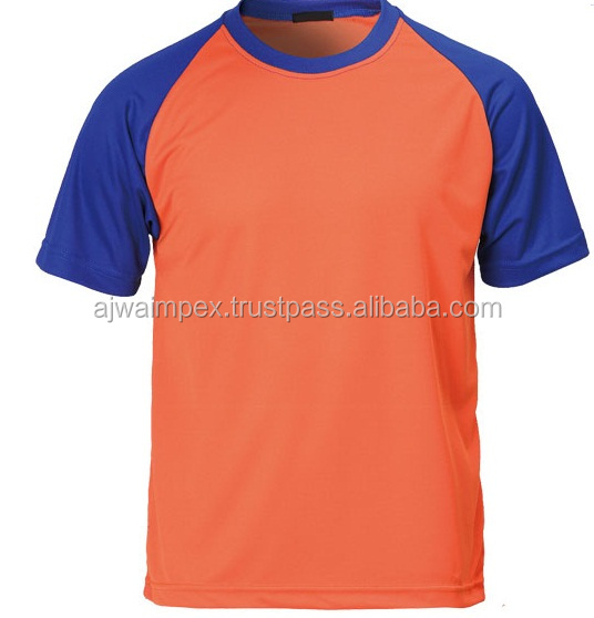Raglan_T-Shirt_Plain_Baseball_Jersey_Dry_Fit_Crew_Neck_Short_Sleeve_Sports
