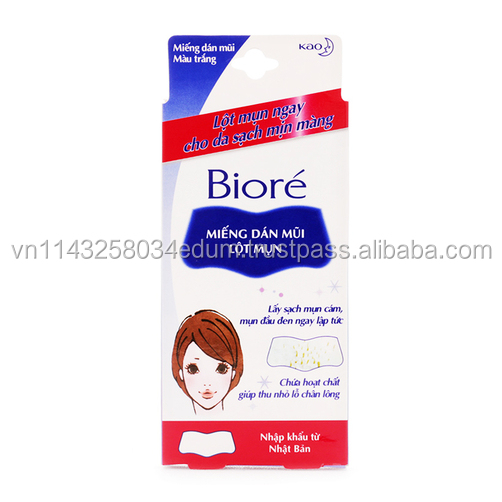 [THQ VIETNAM] Biore Pore Pack x 78 packs