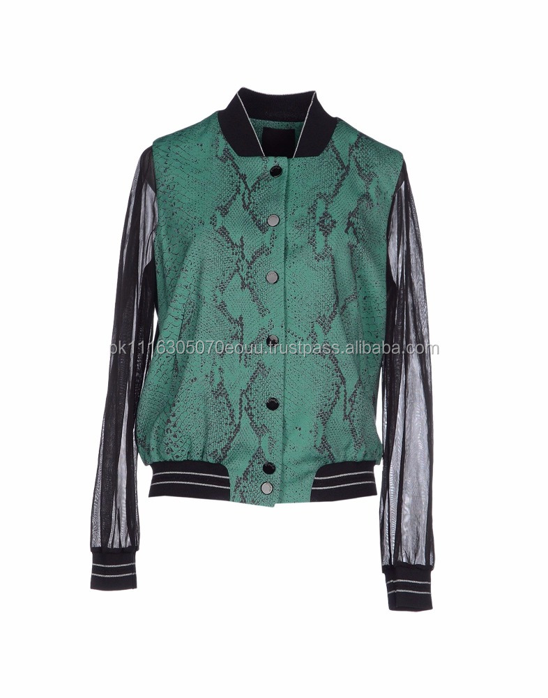 Custom design texture sublimation custom wholesale letterman jackets satin varsity jackets