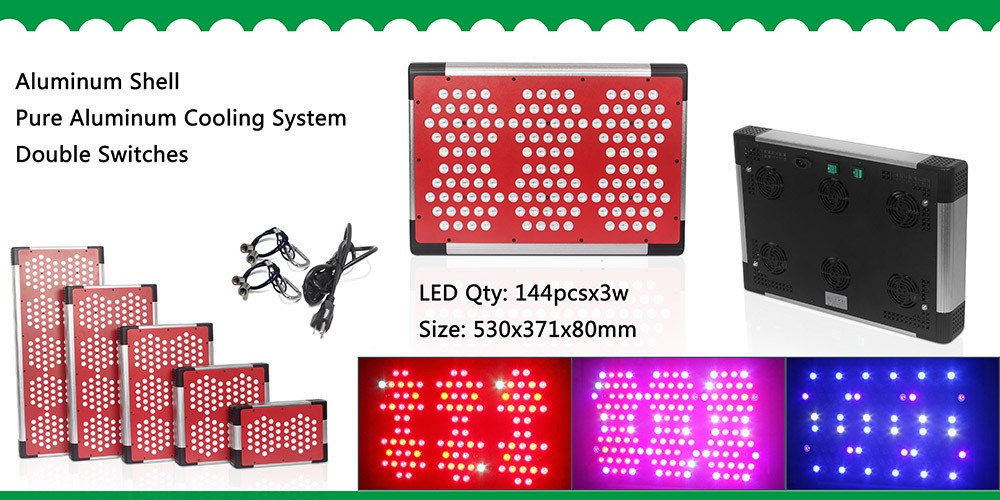 Ce Rosh 400w Apollo Led Strip 730nm Far Red Led Grow Lights High ...