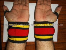Weightlifting Training Wrist Wraps / High Quality Cross-fit Fitness wear/ Wrist Wraps