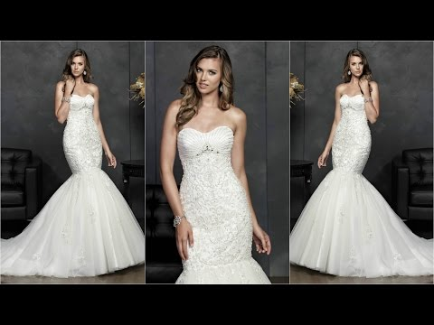 Sexy Wedding Dresses | Mermaid Wedding Dresses | Lace Wedding Dresses | WD78