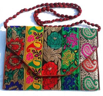8b43aaf2f5f Ladies Bags Indian Ladies Hand Bags Handmade Embroidery Purse Fashion Bags  Beaded Bags - Buy Indian Beaded Party Bags,Hot Sale Ladies Floral Print ...