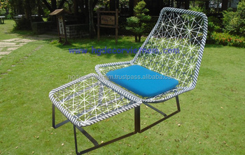 New Design Relax Chair With Ottoman 2016,Rattan Chair With Sunbrella  Cushion Fabric   Buy Relax Chair With Ottoman,Rattan Chair,Rattan Furniture  ...