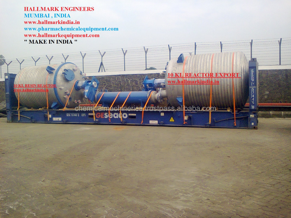 Ndenser Anchor Mixing Chemical Resin Reactor 1000l Electric ...