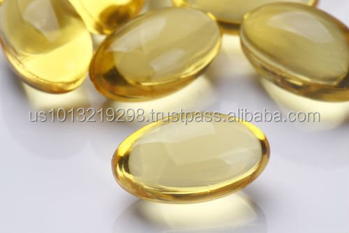 Made in USA Vitamin E Soft Gel Capsules