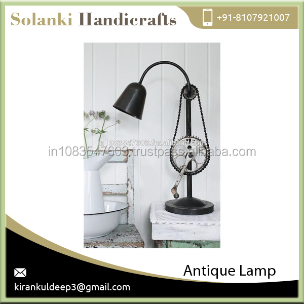 Decorative Modern Looking Lamps with Fine Finish Available at Wholesale Price