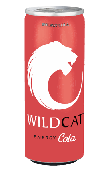 WildCat Cola Energy Drink