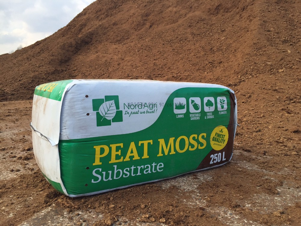 Well As 300 Litre Bags For Large Supplies In Professional Farms Gardens And Greenhouses Etc The World Cl Peat Moss Substrate Origin Of Latvia Are