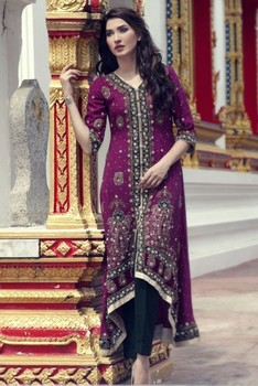4c603992c9 Pakistani Embroidered Ladies Suits - Buy Heavy Embroidered Suits ...