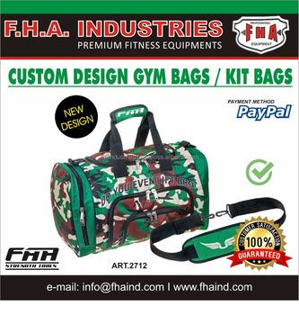 e4f5f1dbd6b9 Gym Bag   Sling Bag   Gymnastic Bag   Fitness Bag   Sports Bag   Camouflage