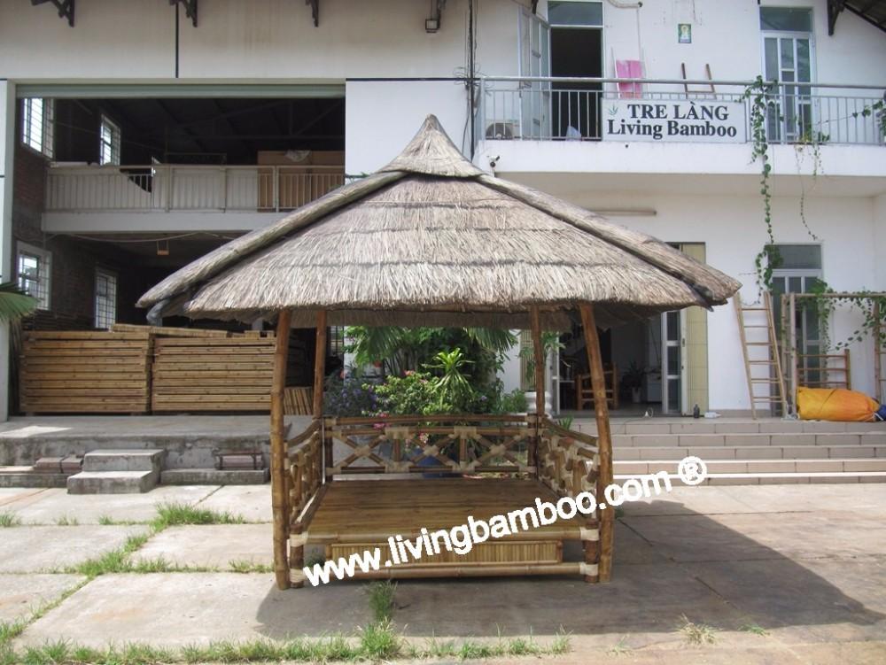 Gold Bambus Pavillon Buy Pavillon Bambus Pavillon Bambus Zelt