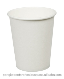 6 Oz Single Wall Paper Cup