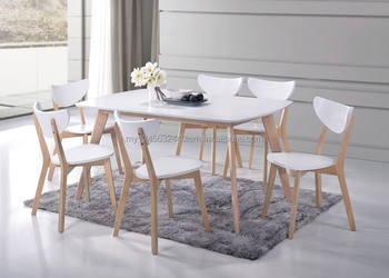 Mf Design Estonia Dining Room Set With Table Furniture