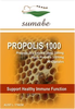Sumabe Propolis 1000mg Capsules and Liquid -- Health Food Supplement