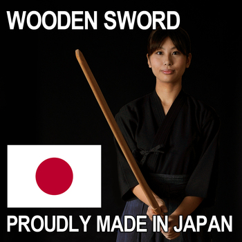 Best Quality Wooden Katana Samurai Sword Made In Japan Training Weapons  White Oak - Buy Samurai Sword Made In Japan Product on Alibaba com