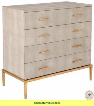 Faux Shagreen Furniture