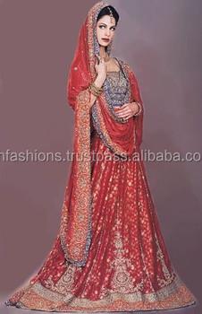 Latest Pakistani Bridal Dresses 2017