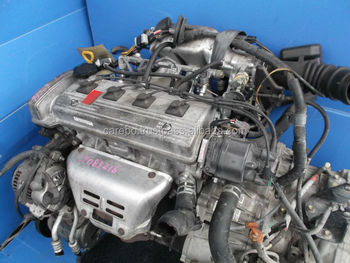 japanese used auto engine 5a fe good condition for toyota carina rh alibaba com Toyota Corolla Engine 3A Toyota Corolla 1.6 Engine