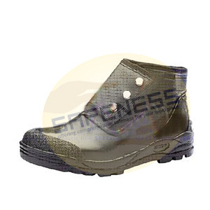 Rubber Shoes With Button Sql-iss-ss-rsb-005