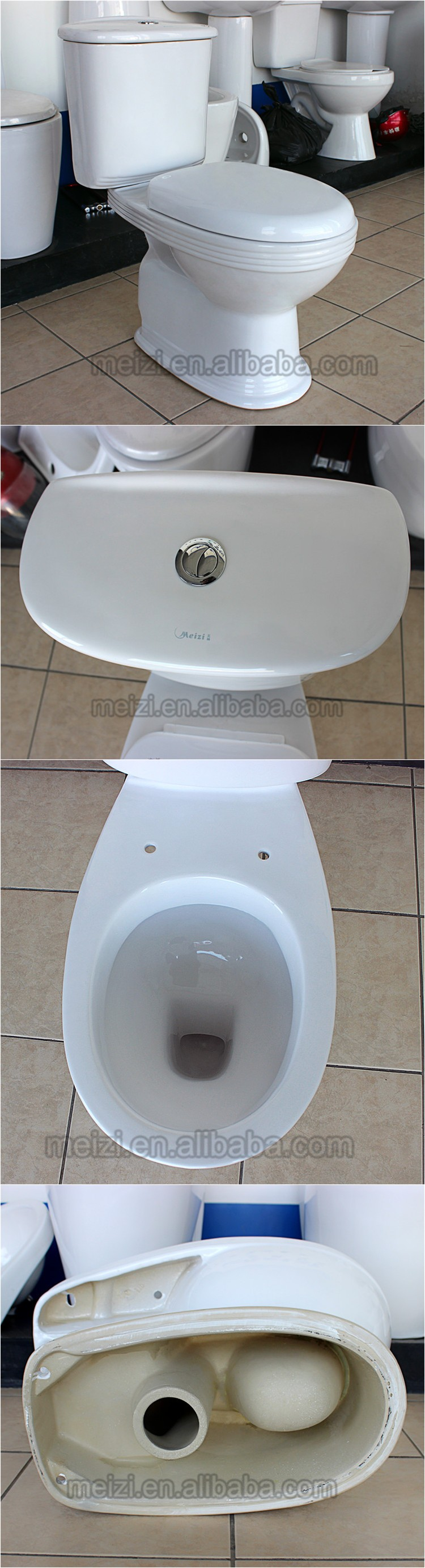 Washdown two piece outhouse toilets for sale