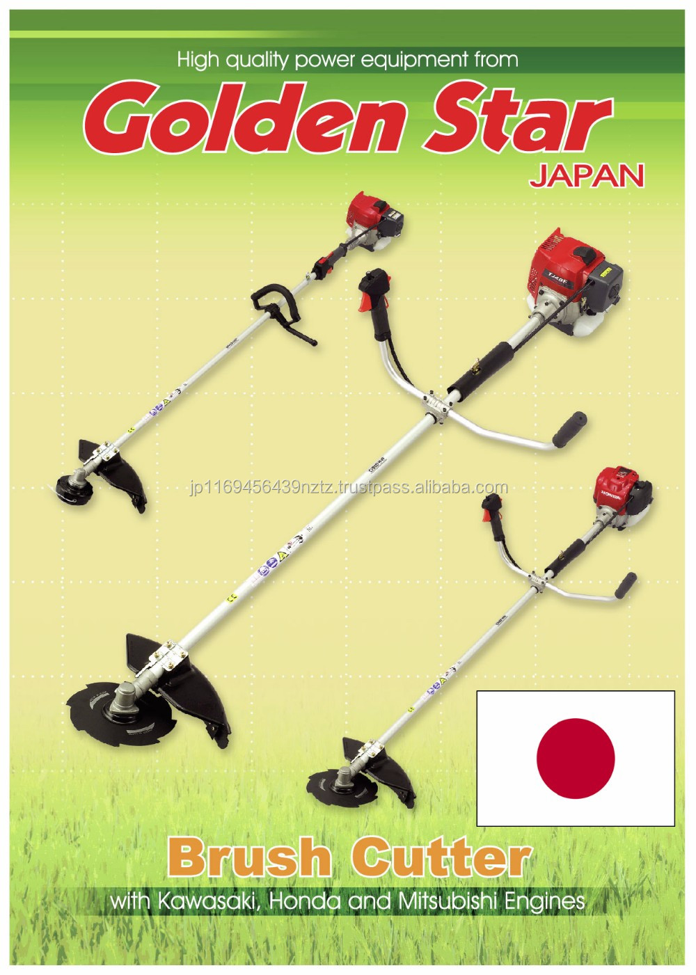 High-grade Brush Cutter With Wheels At Reasonable Prices