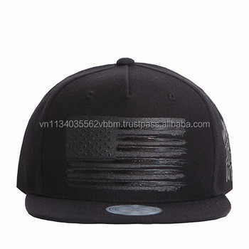 fl041- Fl043  Usa Flag Snapback Caps 6 Panel  Korea Headwear Brand ... f070e016289