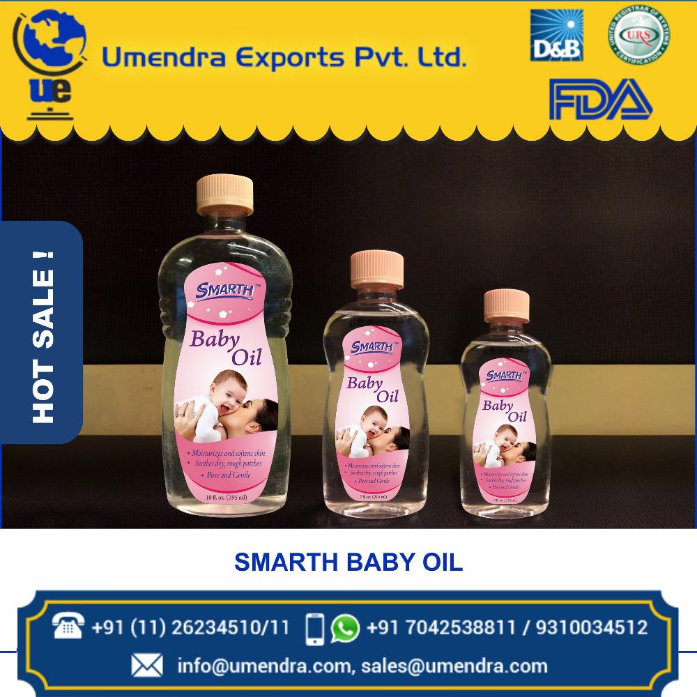 Smarth Scented Baby Oil