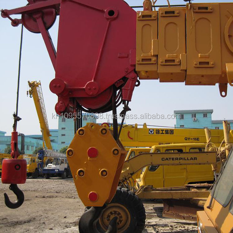 Japan Kato 30ton truck crane NK300E for sale