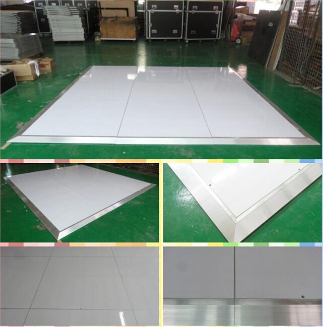 Outdoor Waterproof Flooring Plywood Interlocked Diy Dance Floor Alternative
